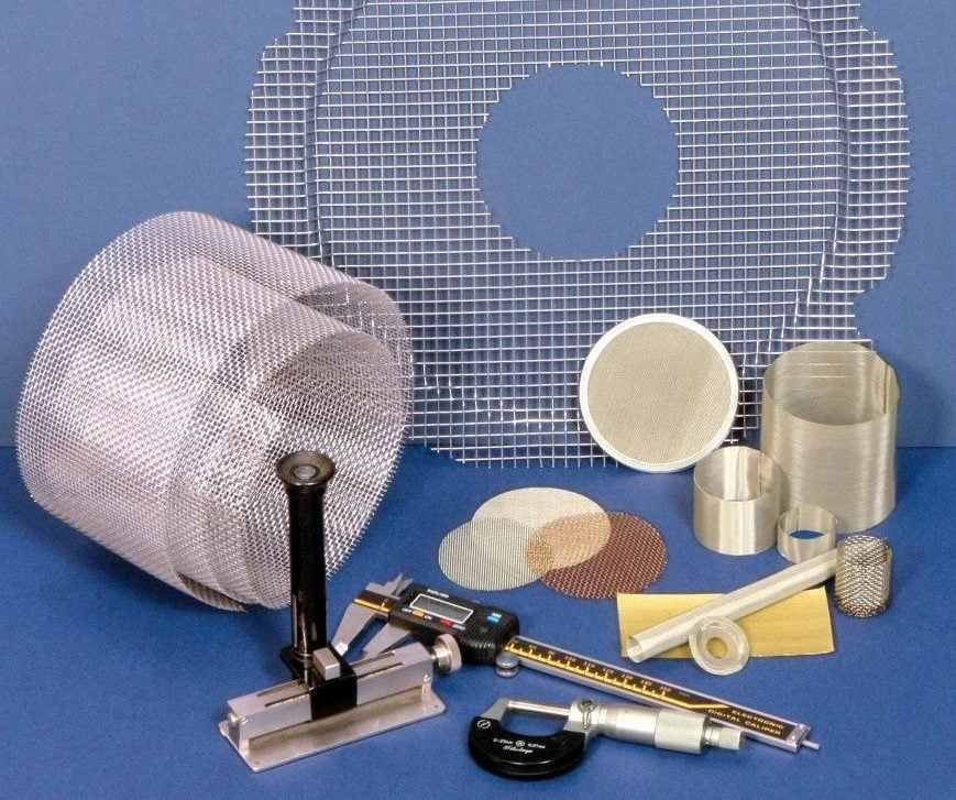 Various wire mesh products